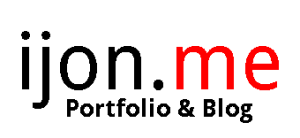 ijon.me - Portfolio und Blog