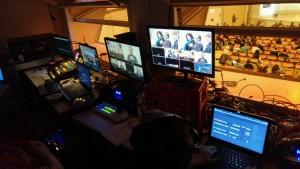 Videoregie des Logan CIJ Symposiums